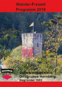 Wander- und Freizeitprogramm 2019 - Schwarzwaldverein Ortsgruppe Hornberg