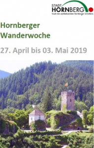Hornberger Wanderwoche 2019