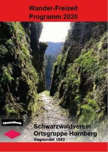 SWV Hornberg Programm 2020